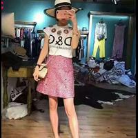 Jual Kaos Wanita D & G