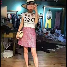 Kaos Wanita D & G