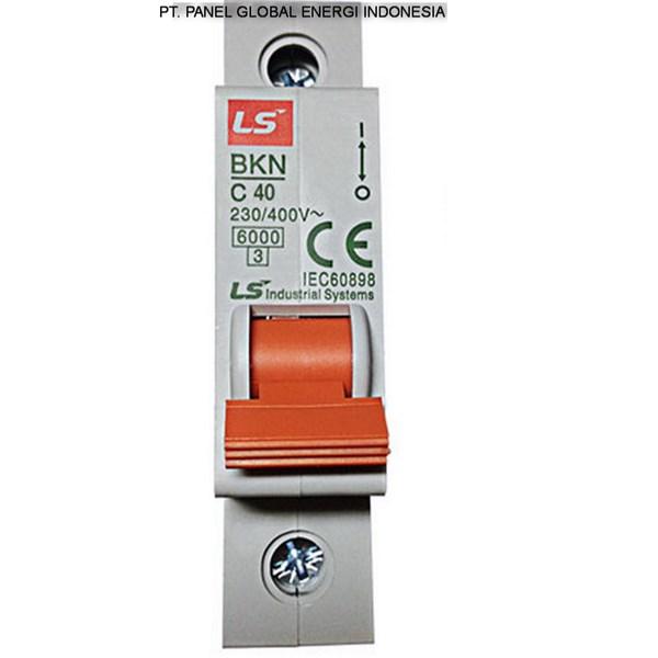MCB (Miniature Circuit Breaker) LS 1 P 40A-63A