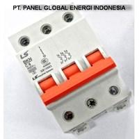 MCB (Miniature Circuit Breaker) LS 3 P 2A-32A