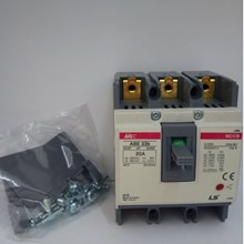 MCCB (Molded Case Circuit Breaker) LS ABE 33B  3 P