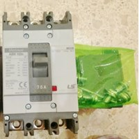 MCCB (Molded Case Circuit Breaker) LS ABN 103C 3 P 75A-100A