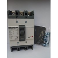 MCCB (Molded Case Circuit Breaker) LS ABS 103C 3 P 125A