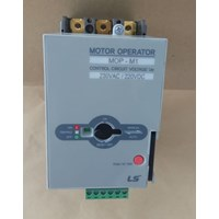 MOTOR OPERATION 1 3P ABN 53C ABN 63C ABN 103C