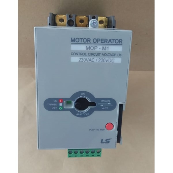 MOTOR OPERATION 1 3P ABN 54C ABN 64C ABN 104C