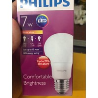 Lampu LED Philips 7 watt 1