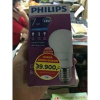 Jual Lampu LED Philips 7 watt 2