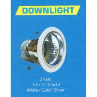 Downlight 2 Kaki 4inch dan 5inch 1