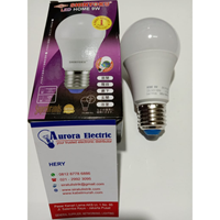 Lampu led bulb shinyoku home 9watt e27 cool daylight