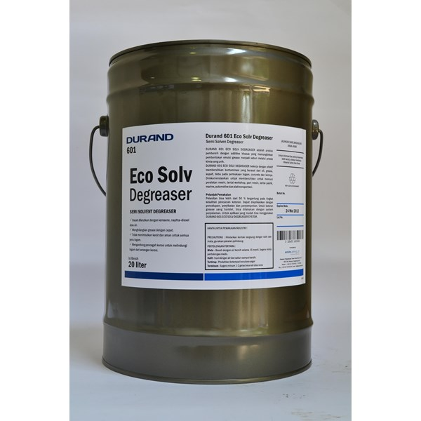 Durand 601 Eco-Solv Degreaser (Cleaning Of Oil-Grease-Dust Etc.)
