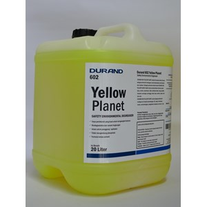 Durand Yellow Planet 602 (Multipurpose Cleaner Fluid For Dirt
