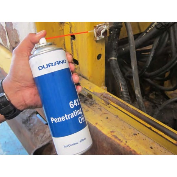 Durand 641 Penetrating Oil-Lubricants