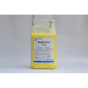 Durand's Magic Hand Washer Cleaners-100 Hands From Oil-Grease-Oil-Carbon-Etc.