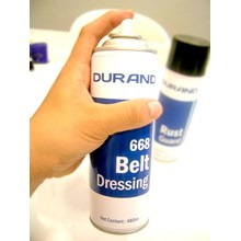 Durand 668 Belt Dressing-To Extend The Age Of A Ti