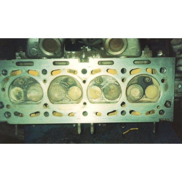 Durand 603 Carbosolv-Scrubbers To Remove Deposits