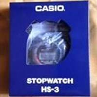 Stopwatch Casio HS - 3