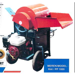 Mesin Perontok Padi Power Threser Rai – Pp 1000