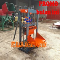 Jual Mesin Press Batako 2