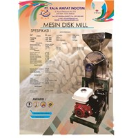 Mesin Disk Mill 1