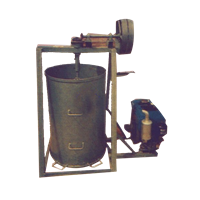 stirrer cream soap machine
