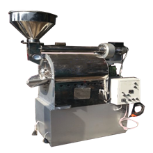 coffee roasting machine and Seeds