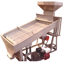 Chocolate Powder Sieving Machine