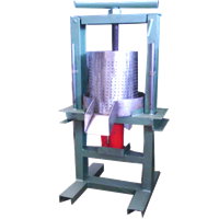 Manual Santan Press Machine