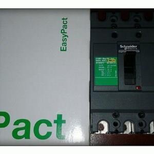 MCCB Schenider Type Ezc 100F 3P 100A
