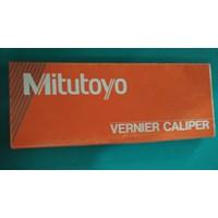 Jual Jangka Sorong (Vernier Caliper) Mitutoyo Manual 6 Inch Type 530 104