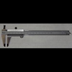 Dari Jangka Sorong (Vernier Caliper) Mitutoyo Manual 6 Inch Type 530 104 1