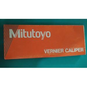 Jangka Sorong (Vernier Caliper) Mitutoyo Manual 6 Inch Type 530 104