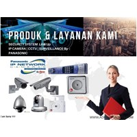 Panasonic Cctv Ip Cam