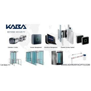 Sistem Akses Kontrol Kaba