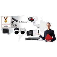 Dallmeier Cctv Camera Package