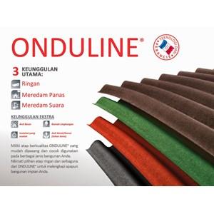 Insullation Onduline Roofing