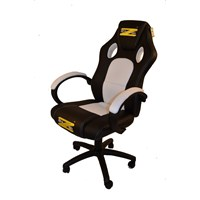 Brazen Shadow Office And Pc Gaming Chair Black And White
