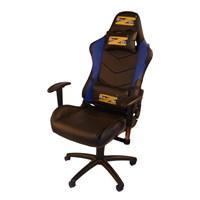 Brazen Shadow Pro Kursi Kantor & Pc Gaming Chair Black And Blue