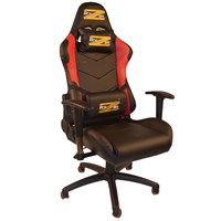 Jual Brazen Shadow Pro Kursi Kantor & Pc Gaming Chair Black And Red