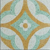 Lantai Keramik Encaustic Terrazzo ENTZ003 1