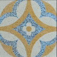 Lantai Keramik Encaustic Terrazzo ENTZ005 1