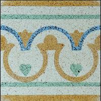 Lantai Keramik Border ENBOR002 1