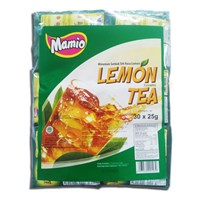 Lemon Tea Minuman Serbuk