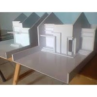 Foam Board Berkualitas Styrofoam lembaran Murah 5