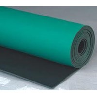 Jual Rubber Antistatic Rubber Sheet Karet Gulungan