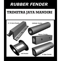 Jual Rubber Fender Pneumatic V Cell M Dsb