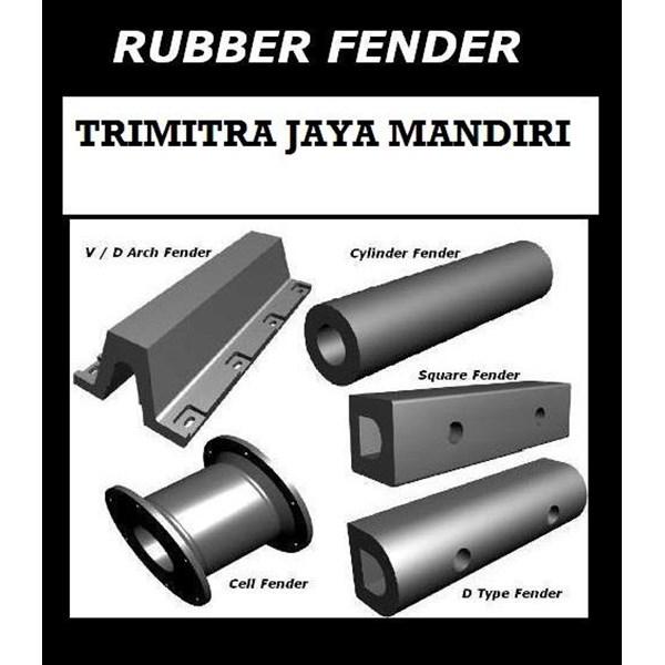 Rubber Fender Alat Perkapalan