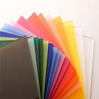 Acrylic Lembaran Warna 1