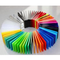 Acrylic Color sheet