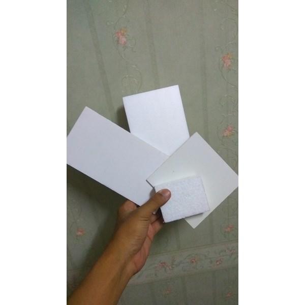 White Paper Board  Polyfoam