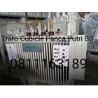 Trafo Distribusi merk Schneider 630 Kva teg 20 kv  400 Volt 1